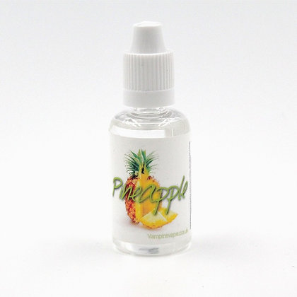 Vampire Vapes - Pineapple e-liquid flavour concentrate 30ml