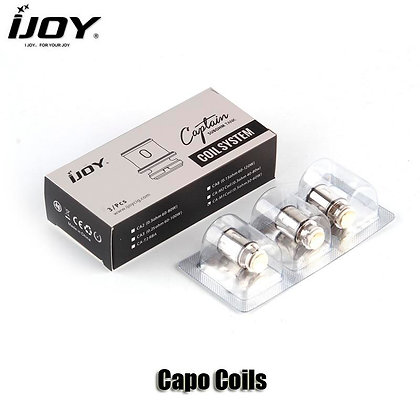 Ijoy Captain Mini Replacement Coils (3 Pack)