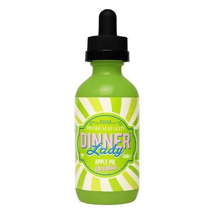 Dinner Lady Premium E-liquid 50ml - Apple Pie
