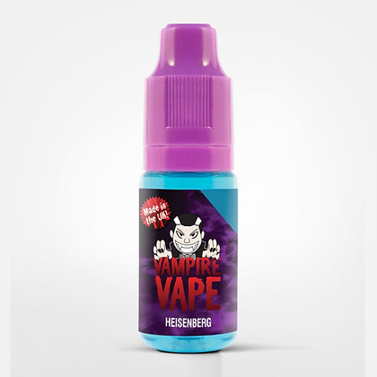 Vampire Vapes E-liquid 10ml - Heisenberg