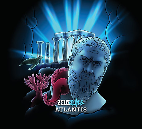 Zeus Juice Atlantis (50/50)