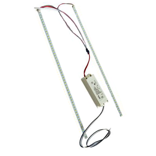 LED Troffer for 2x2 or 2x4 | Retrofit Kit