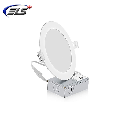 "Eco - 4"" LED 9W Slim Recessed lights 750lm"