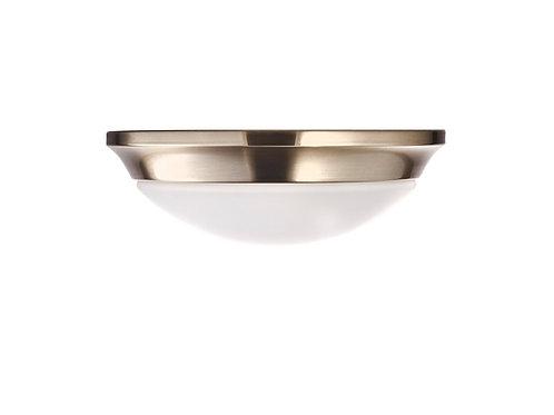 Modern Flush Mount LED Ceiling Light 11 Inch, 15W (65W Equivalent)