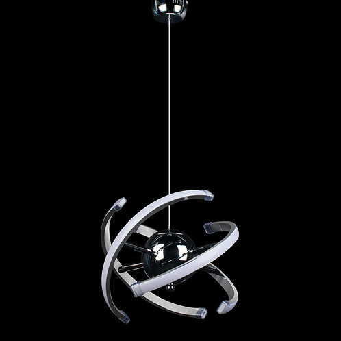 Orbiter - Elin Globe LED pendant 23 Watt  LED Acrylic Lamp