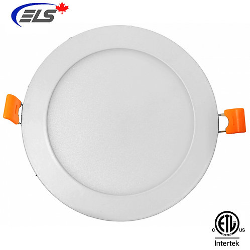 "ELS Lighting - Ultra-Thin- 6"" Slim LED Pot light"