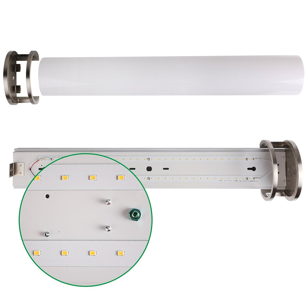 Lithonia 24 Inch Integrated Led Bathroom Vanity Light