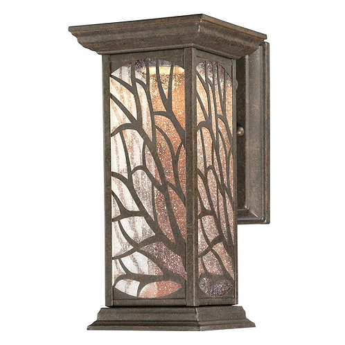 Westinghouse - Victorian bronze Glenwillow 1 Light Wall Scone