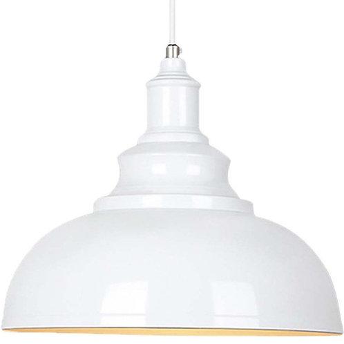 Lightess Pendant Lights Shade Industrial Vintage Metal Hanging Ceiling Lamp
