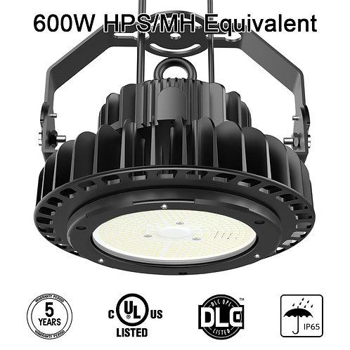 Adiding - 150W UFO LED Water Resistant 130 Lumens to Watts White Light DLC