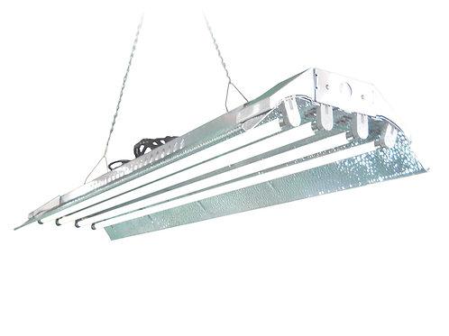 ELS - EZ T5 Grow Light (4ft 4lamps) DL844s Ho Fluorescent Hydroponic Fixture