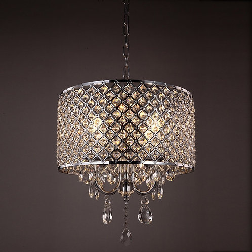 Elk Lighting - 32097 - Armand-  4 Light Chandelier