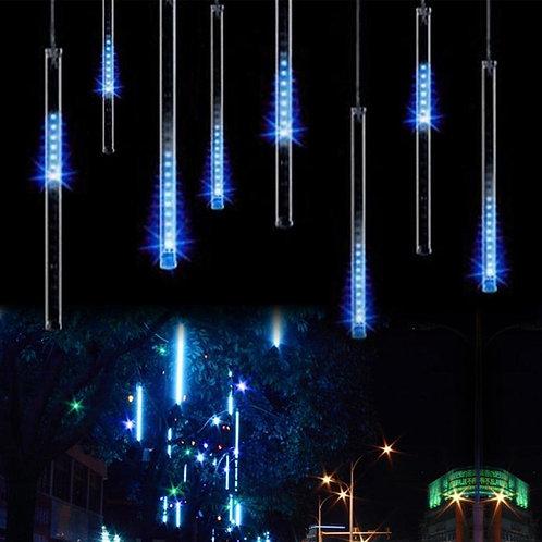 Allumen - LED Meteor Shower Lights 30CM 8 Tube 144 LEDs