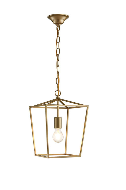 "The Ages - Gold | Dark Age 10"" Pendant Luminaires"