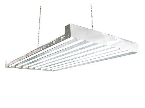 ELS - LRG -T5 HO Grow Light - 4 FT 8 Lamps - Fluorescent Hydroponic