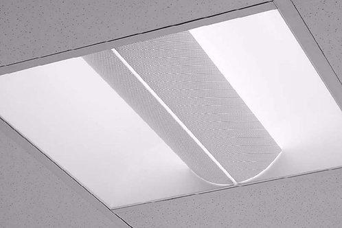 2x2 Philips Split Lens Troffer