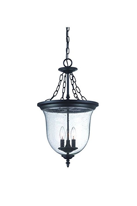 Acclaim Lighting Inc.- Belle Collection 3-Light Outdoor Light Fixture
