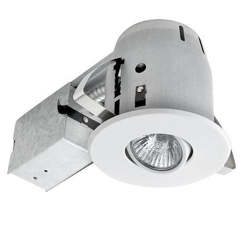 "Globe Electric - 4"" Swivel Pot Lighting Kit LED Compatible"