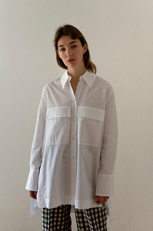 ETTA Shirt White
