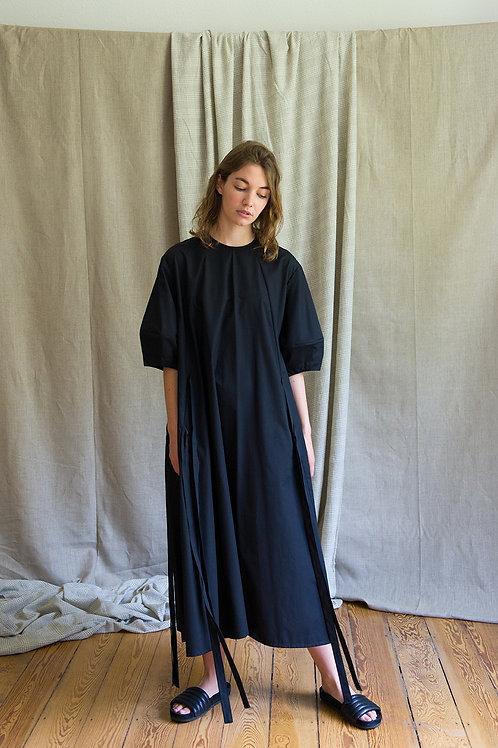 CLARA Kleid schwarz