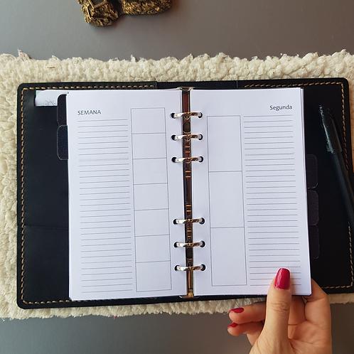[Personal] Um dia por página + uma semana em uma página