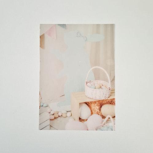 [personal] Velum decorativo páscoa 2