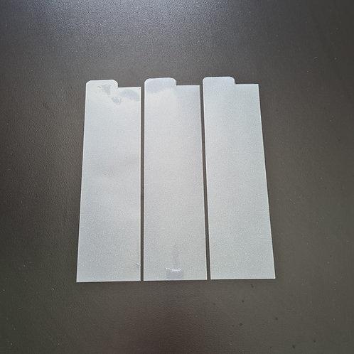 Kit com 3 marca-páginas