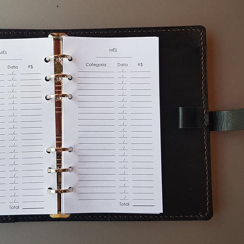 [Personal] Orçamento/finanças mensais