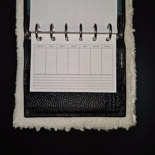 [Pocket] Uma semana em uma página com notas