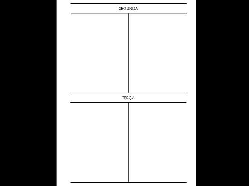 A5] Dois dias por página mais grid em A4
