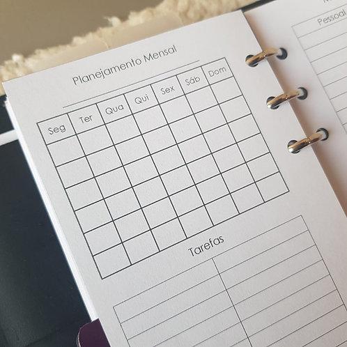 [Personal]Planejamento mensal de metas e objetivos em personal