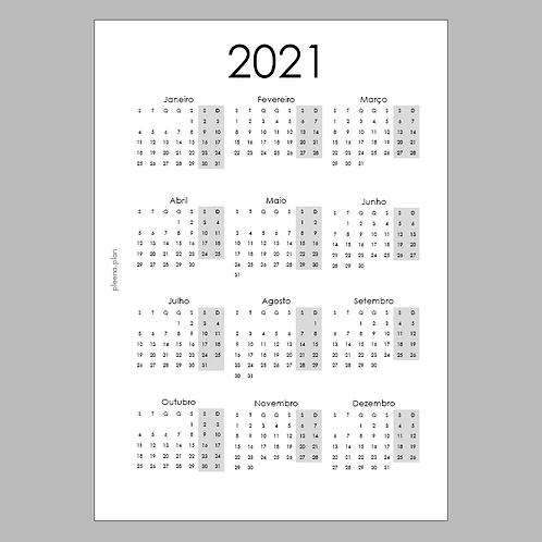 [A5] Calendário 2021/2022