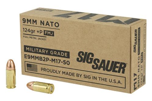 9mm Sig Military Grade