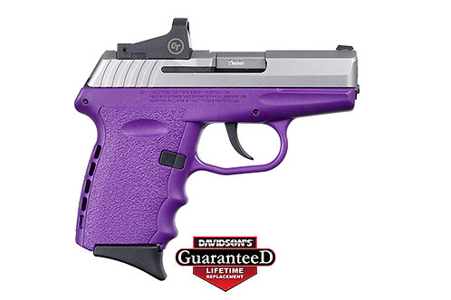 SCCY INDUSTRIES CPX-2 9MM