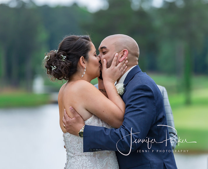 Wedding Photographer @ Cobblestone Park Columbia, SC