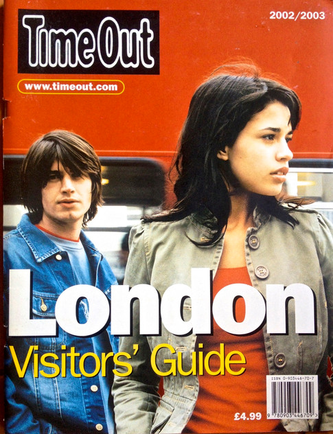 Time Out - London Visitors' Guide