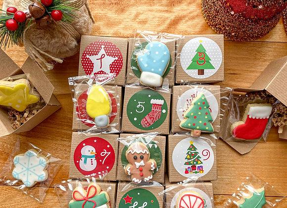 12 Days of Christmas Minis