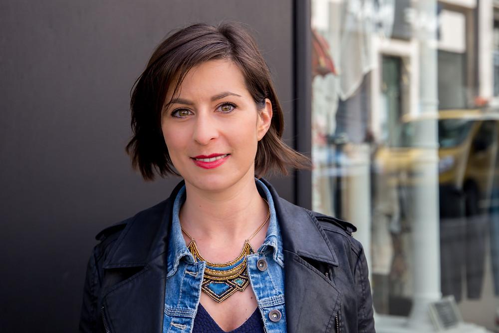 Aurélia Chataigné agence PAUSE Conseil en Image et Communication par l'Image de Soi