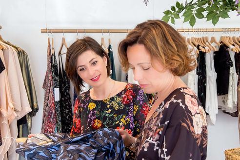 Aurélia Chataigné personal shopper