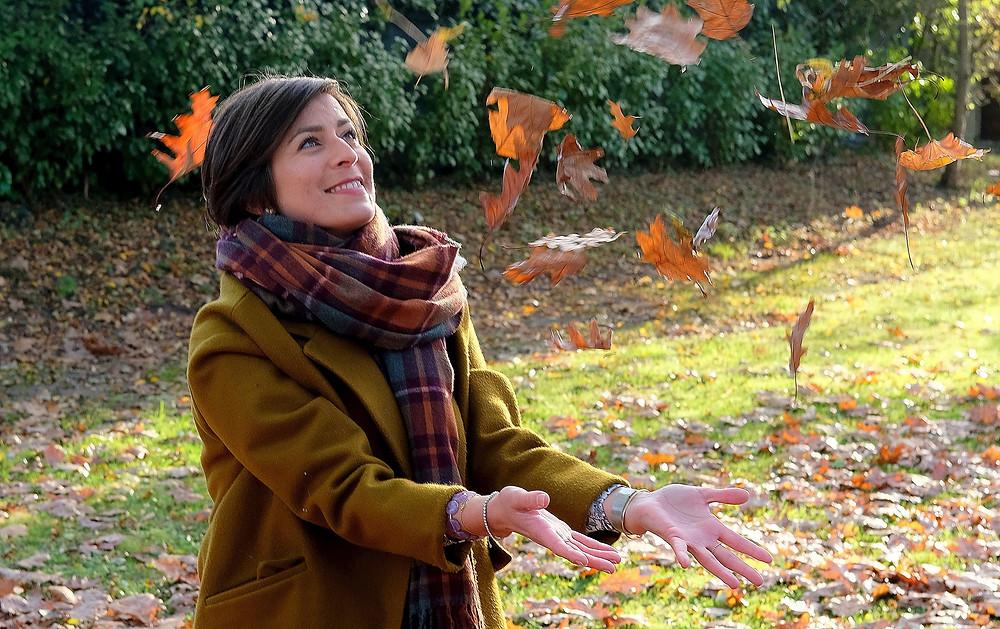 Colorimétrie automne - conseil en image