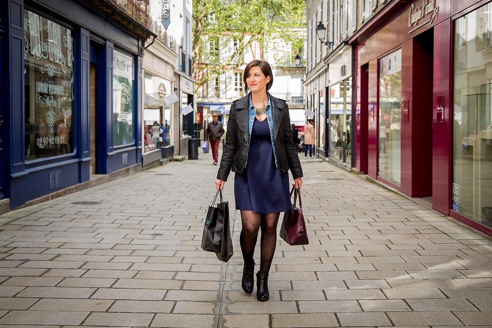 Personal Shopping dans les villes de Vannes et Nantes