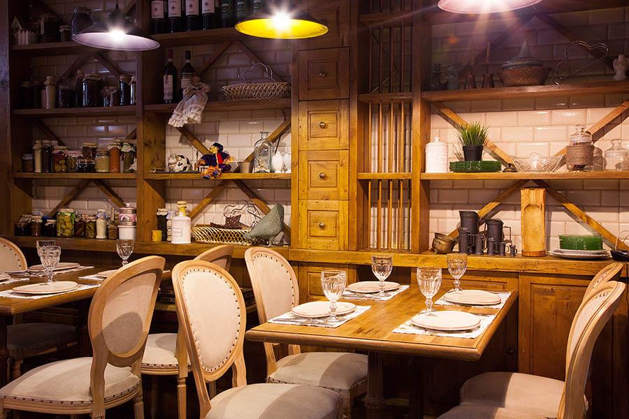 "Ресторан ""Дед Пихто"""
