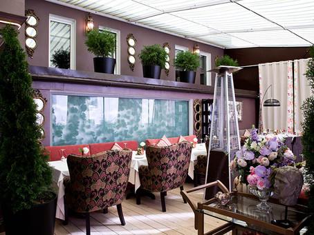 Ресторан Accenti предлагает любимые блюда советских спортсменов