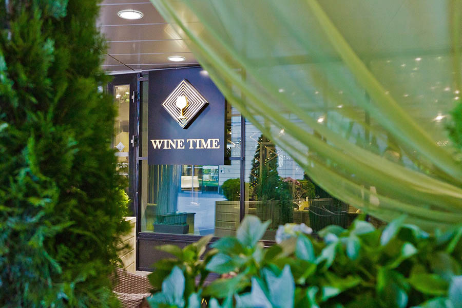 Ресторан Wine Time