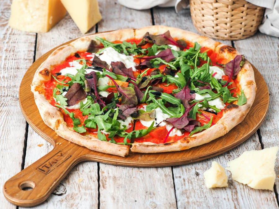 Открытие нового ресторана Italy