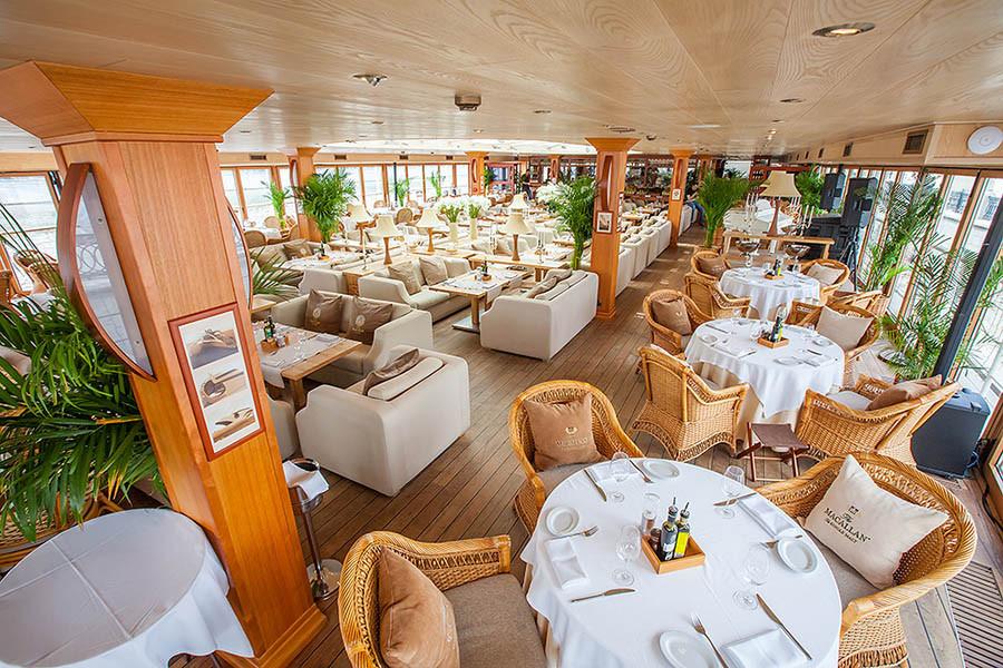 День Святого Валентина на яхте ресторана «Чайка»