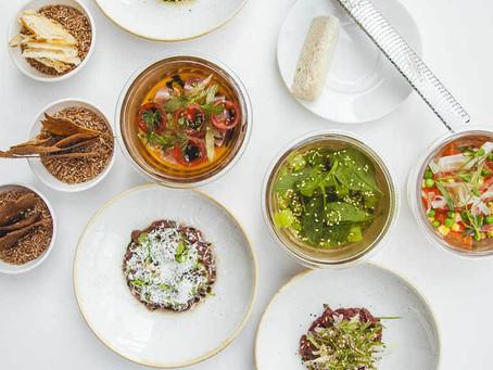 Ресторан SAVVA обновил меню