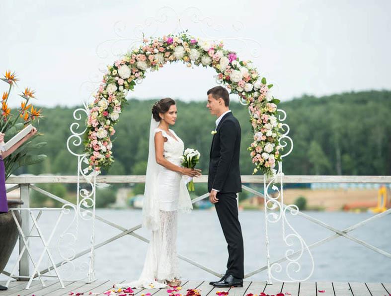 Свадьба в SOHO COUNTRY CLUB