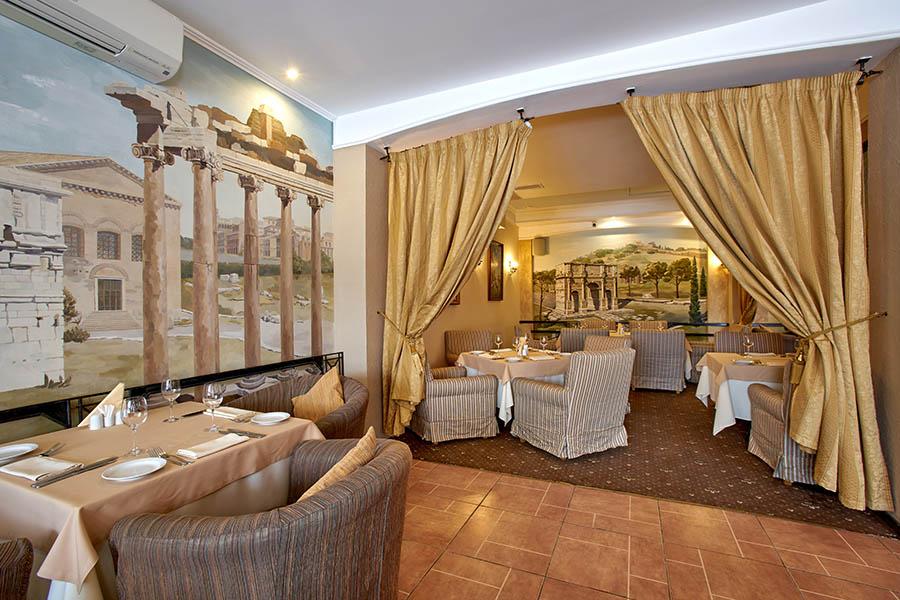 Ресторан Via romano