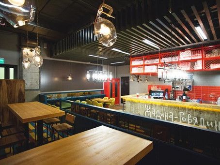 Новое кафе «Жадина-говядина, соленый огурец» ждет гостей
